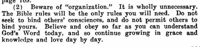 1919 - Der Gründungsmythos der Wachtturm-Gesellschaft